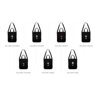 【Korea Buying Service】Monopoly x BT21 Tote Bag