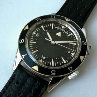 Jaeger-LeCoultre Memovox Tribute to Deep Sea ref. 134.8.96