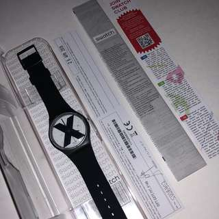 Swatch X Rated LIMITED!