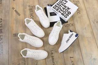 Lv Sneakers Monoglam Emboridered