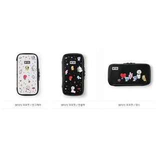 【Korea Buying Service】Monopoly x BT21 Pouch
