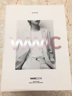 [全新現貨] WINNER WWIC2018 限量 Photobook