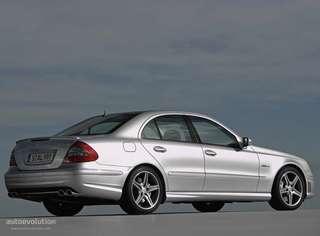 D.T.L Mercedes E200 W211