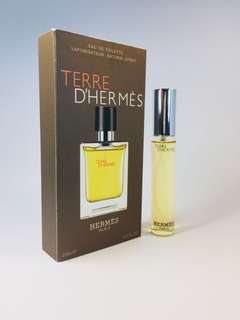 Terre D'Hermes by Hermes - 25ml - Travel Size