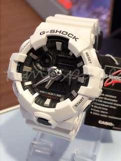 CASIO G-SHOCK GA-700-7A
