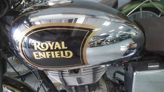 Royal Enfield classic chrome 500