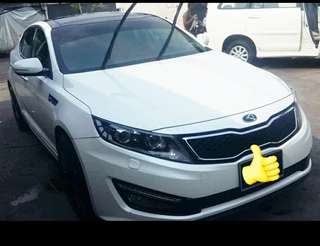 KIA OPTIMA K5 2.0 (A)  SAMBUNG BAYAR / CAR CONTINUE LOAN