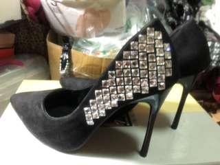 🚚 黑色高跟鞋(售出)