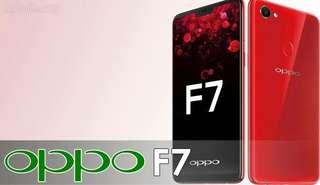 OPPO F7 Free gifht, Cash/Kredit cepat tanpa kartu kredit