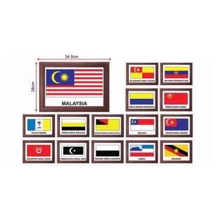 Papan Bendera Negeri-Negeri (P-SPS-0208)