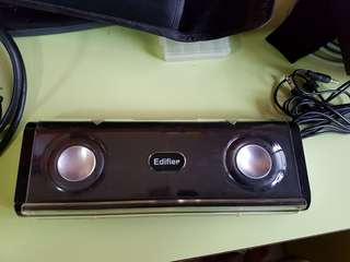 Edifier 2.1 portable Speaker