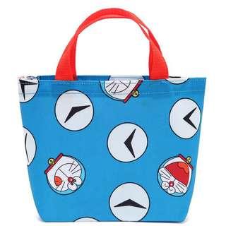 叮噹 哆啦A夢 日本 手提袋 便當袋