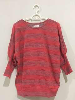 triset sweater pink
