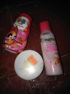 Paket murah lotion nd powder