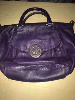 Mk two way bag (authentic)