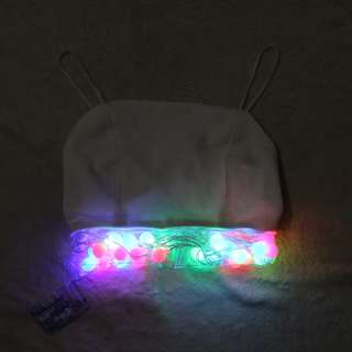 LED Party top