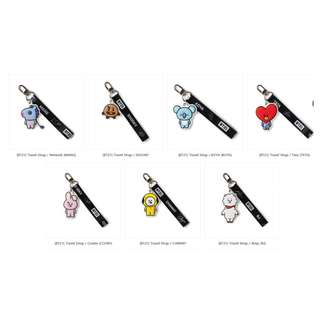 【Korea Buying Service】Monopoly x BT21 Travel Strap