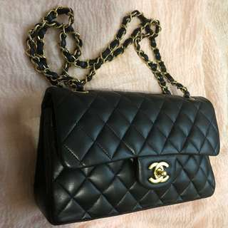 Chanel classic Flap Bag 23cm (hold)