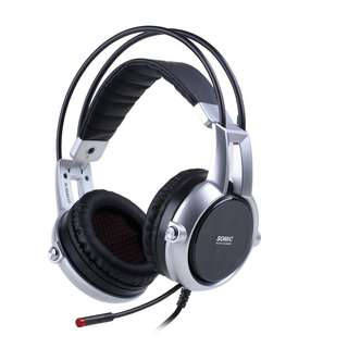 100%New 5.2 Channel Surround Sound Gaming Headset SOMIC E95X with Vibration USB M-SM005