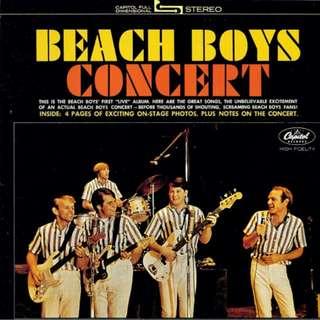 The Beach Boys – Beach Boys Concert & Live In London CD