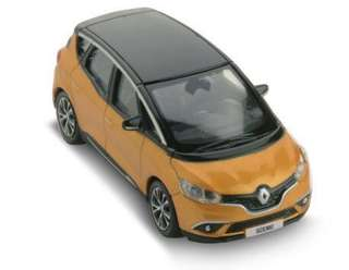 🚚 renault scenic toy car