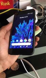 Google pixel XL 32gb like new only phone