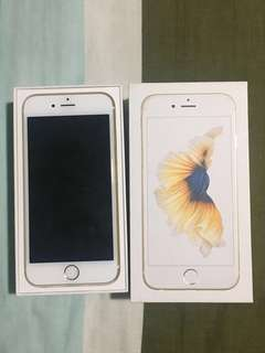 iPhone 6s 128GB Gold - Openline