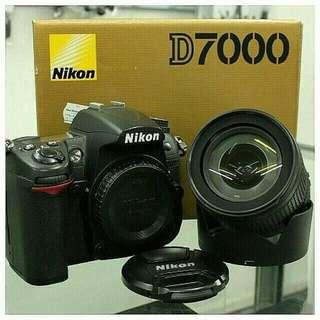 Jual kamera nikon d7000 asli dijamin 100% original