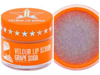 BN JEFFREE STAR GRAPE SODA VELOUR LIP SCRUB
