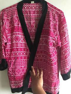 Outer Tribal Pink