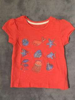 Mothercare T-shirt (12-18m)