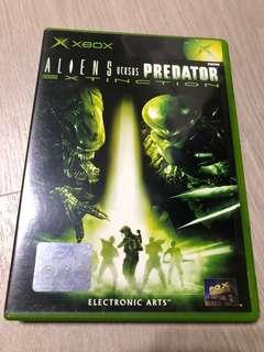 Xbox Aliens vs Predator