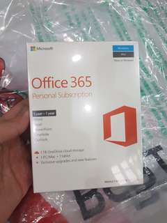 🚚 Microsoft Office 365 Personal