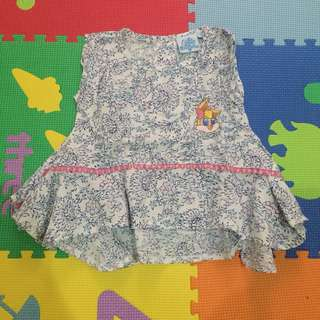 Top looney tunes size S / 3-6m