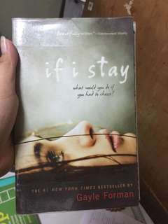 If I Stay/Where She Went - Gayle Forman