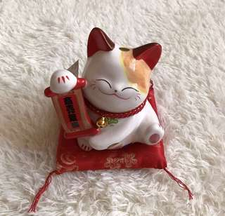 Sale!!! Php650 Lucky Cat Coin Bank