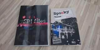 Horror Story Book: SPI