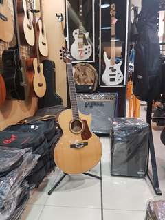 Cort Gitar W/EQ NDX-20-NAT Bisa Credit Promo Bunga 0% Dp 0%