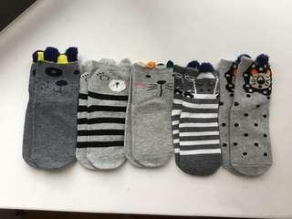 🚚 全新寶寶襪 11-13公分 1-2歲