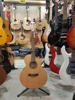 Gitar Cort W/EQ CEC-1-OP Bisa Credit Promo Bunga 0% Dp 0%