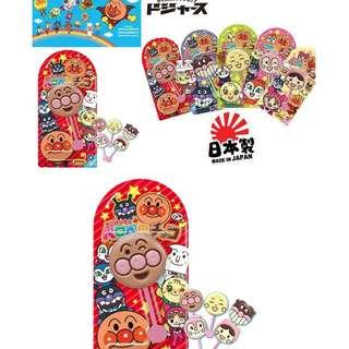日本製_不二家麵包超人系列巧克力棒棒糖(12g)(款式依照日本隨機配不挑選)-預購  00017