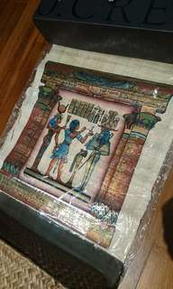 Authentic Egyptian Papyrus Prints