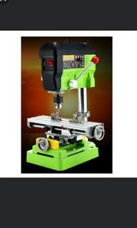 Available Now drill bench press with x y table for milling diy metal carbon projects