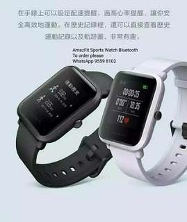 藍牙智能運動手錶 AmazFit Youth Edition (Xiaomi Global Version)