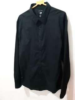 H&M black shirt / HM black shirt ORIGINAL