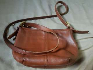 Repriced! Cute Vintage Coach free sf
