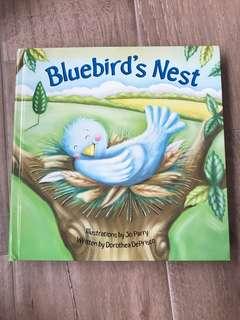 Bluebird's nest Children Book
