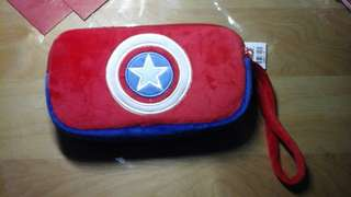 Limited Edition!! Captain America pencilcase