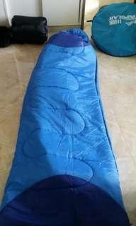 全新露營睡袋