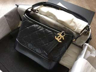 Chanel small Gabrielle bag